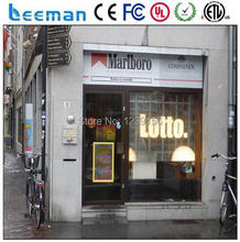 LEEMAN OPTOELECTRONIC technology Limited --- P31.25mm transparent outdoor led screens for advertising/glass wall/building facade