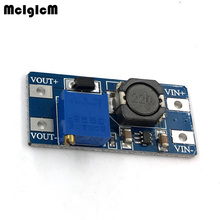 MCIGICM 5pcs MT3608 2A Max DC-DC Step Up Power Module Booster Power Module free shipping(China)