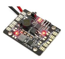 Matek LED & POWER HUB 5 in1 V3 Power Supply Board + BEC 5V 12v + Low Voltage Alarm+ Tracker Radio Control Led RC LED Toy Hub(China)