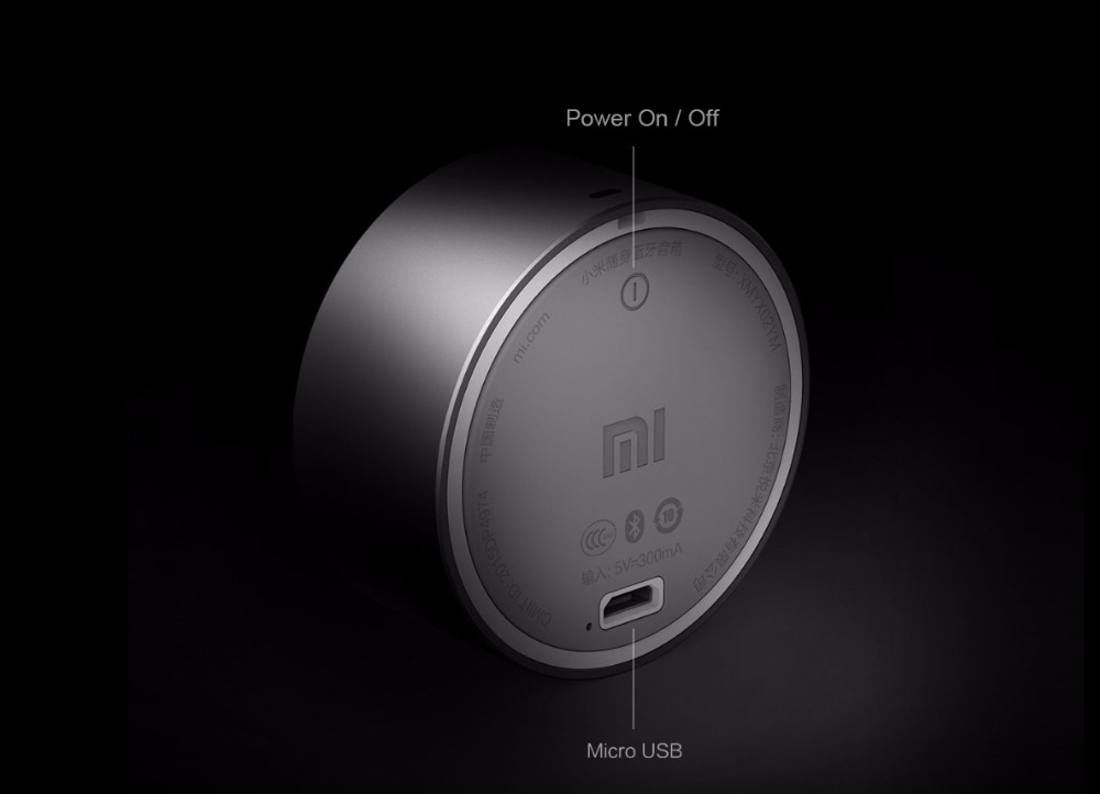 Original Xiaomi Mi Bluetooth Speaker Stereo Portable Wireless Mini Mp3 Player Music Speakers Hands-free Calls