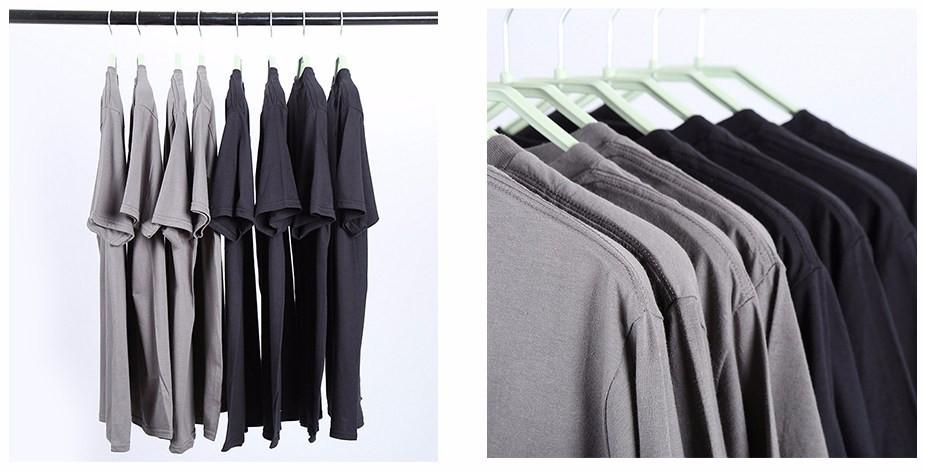 cotton casual pug life mens t shirts top quality fashion short sleeve men tshirt men's tee shirts tops men T-shirt 17 T01 33