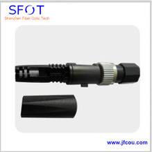 Fiber Optic Fast Connector/FTTH Fast quick assembly Connector FC telecommunication standard