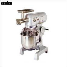 Xeoleo 20L Multifunction Food Mixer with Meat grinder function Planetary Dough mixer Baking equipment Egg beater 220V/750W(China)