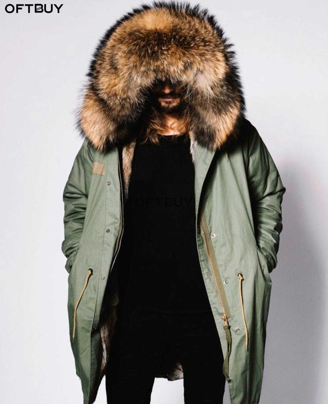 Big Fur Parka