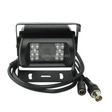 CCTV security CMOS 700TVL 20M IR waterproof night vision car rear view camera with wide angle lens ELP-CV5570C