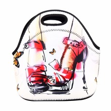 never fade Thermal Lunch Bags Cooler Insulated Waterproof Lunch Easy carrying Storage Picnic Bag Pouch Food Hand Tote
