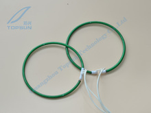 Super Bright Green CCFL Angel Eyes and Driver, cold cathode fluorescent lamp 60/70/80/90/95/100/110/120/130/140mm(China)