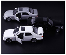 Alloy Classic FOR Benz car model, Ratio 1:32 Die cast model, Car Model toys Old Fashion