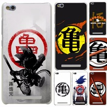 training gym symbol dragon saiyan Dragon Ball Hard Case for Redmi 2 2A 3s Pro Note 2 3 Pro & Meizu M2 Mini M2 M3 Note