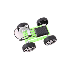 Creative DIY Solar Toys Mini Solar Car kits Novelty sunshine toys Education toys learning machine Gift Physical electrical toys