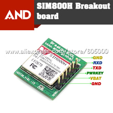 GSM SIM800H Breakout Board, Bluetooth module,matching GSM and Bluetooth antenna(China)