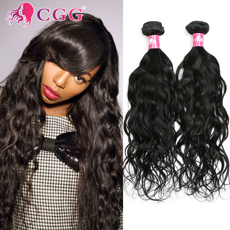 Peruvian Virgin Hair Water Wave Unprocessed Peruvian Natural Wave Human Hair Natural Curly Hair Weave 3PCS CGG Virgin Human Hair<br><br>Aliexpress