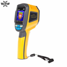 Precision Thermal Imaging Camera Infrared Thermometer Imager -20~300 Degree 2.4 Inch High Resolution Color Screen(China)