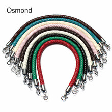Osmond New Design Handle Shoulder Bags Repalcement Belt Handle DIY Replacement Handbag Strap 9 Colors Accessories 2016