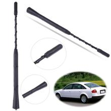 9 inch AM FM Radio Car Roof Mast Aerial Antenna for BMW for Toyota for Audi AM/FM Signal Amplifier Roof Decoration High Quality(China)