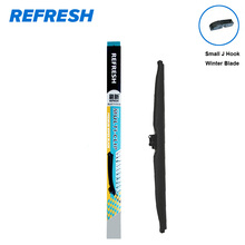 Refresh Winter Snow Wiper Blade High Performance Fit Small Hook Arms - ( Pack of 1 )(China)