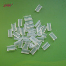1000pcs  Fusion Keratin Nail U Tip Glue Rebonds / Re-bonds For Hair Extensions Tranparent White Color
