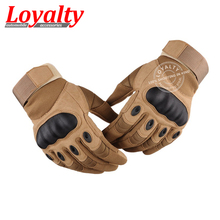 Loyalty Full Finger Winter Windproof Non-slip Wear-resisting Gear Racing Motorcycle Gloves Motorcycle Accessories Styling