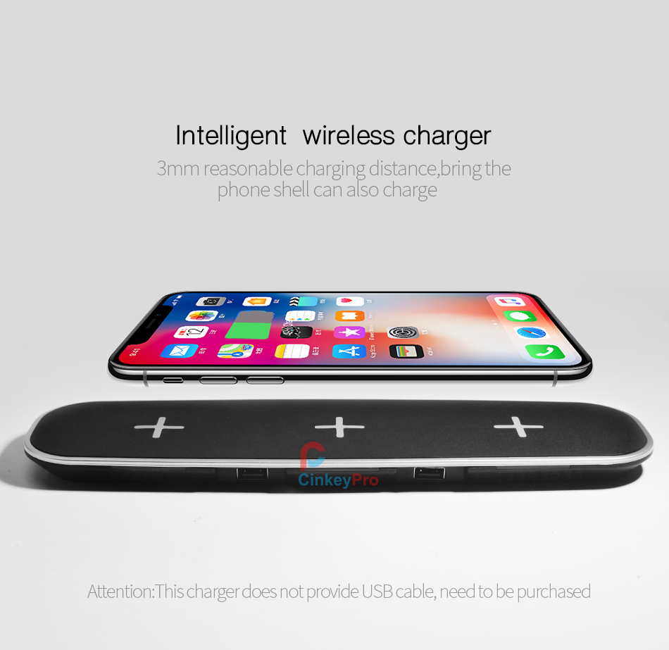 Wireless Charger Station 6