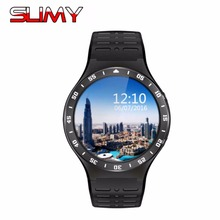 New Arrival S99A Smart Watch Phone MTK6580 Android 5.1 OS Support Nano Sim Card 2G 3G Wifi GPS Heart Rate Monitor PK KW88 Z10