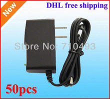 Wholesale AC 100-240V to DC 5V 2A 7.5V 9V 12V 6V 1A 1000mA Power Adapter Supply Charger adaptor 50pcs / Lot DHL free shipping