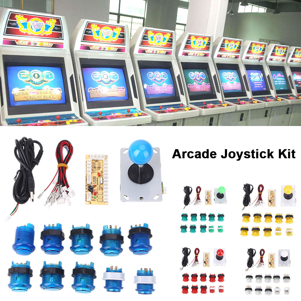 2pcs New Rfid Raspberry Pi B 2 Generation Type T Wiringpi Encoder Kit Joystick Usb Arcade Game Zero Delay Durable Premium