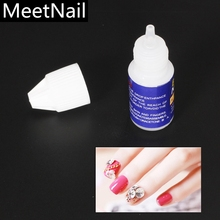 New arrive available 3g Nail Gel BYB Acrylic Art Nail Glue for nail art tool decoration(China)