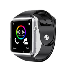 Bluetooth A1 Smart Watch With Camera Bluetooth WristWatch For Iphone Android Phone Smartwatch PK U8 DZ09 Q18 M26 GT08 GV18