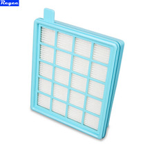 New 1 Replacement HEPA Filter for Philips FC8470 Air Outlet Filter for FC8476 FC8473 FC8477 FC8633 FC8634 FC8645 Vacuum Cleaners(China)