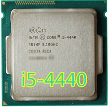 Intel Core i5-4440 i5 4440 Processor Quad-Core LGA1150 Desktop CPU  properly Desktop Processor 4440