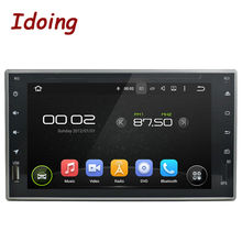 Car GPS Quad Core Universal Android 5.1 Double 2Din Car DVD Player Stereo Radio GPS Navi AutoRadio DAB+ Steering wheel Control