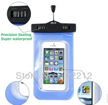 for Lenovo S660  A859 S650 outdoor swimming diving waterproof PVC bag rafting  phone cover case high quality fashion