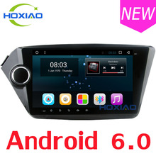 "9"" 2Din Android 6.0 GPS Navigation for KIA RIO K2 2010 2011 2012 2013 2014 2015 Car Video Player 2 din android car radio"
