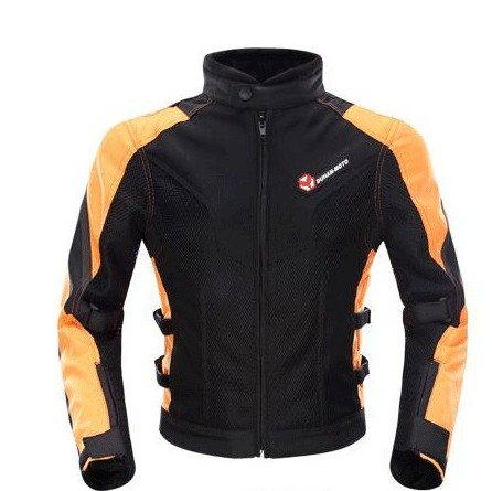 DUHAN Summer mesh jacket motorcycle jacket mens racing jacket Oxford cloth jacket send protective gear<br><br>Aliexpress