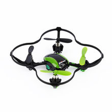 Helicopter Drone U839 Radio Control Toys Pocket Drone 2.4G 4CH 3D 6-Axis gyroscope model RC Aircraft wtih Light(China)