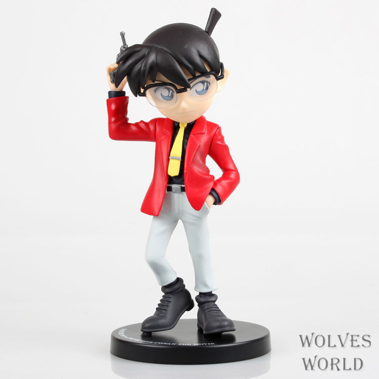 Anime Figure 18 CM Detective Conan PVC Action Figure Collection Model Toy <br><br>Aliexpress