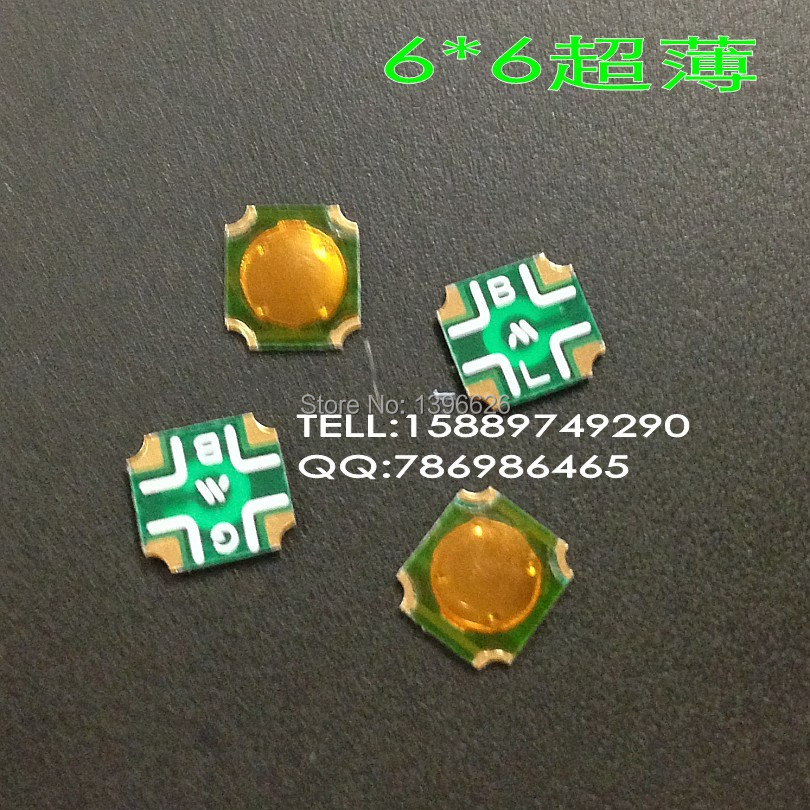 50pcs Tact Switch SMT SMD Tactile membrane switch PUSH Button SPST-NO 6mmx6.5mmx0.5mm SOP-114HST<br><br>Aliexpress