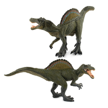 Jurassic Spinosaurus Animal Dinosaur Toys Action Figure Model Collection Learning & Educational Mandible Moveable Boys Gifts #E(China)