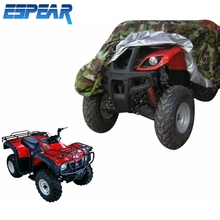 New Camouflage 190T Polyester XXL ATV ATC Quad Bike Waterproof Cover For Yamaha For Kawasaki For Arctic Cat ESPEAR B27-3