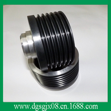 aluminum guide  pulley with coating  ceramic   more  groove pulley for drawing wire