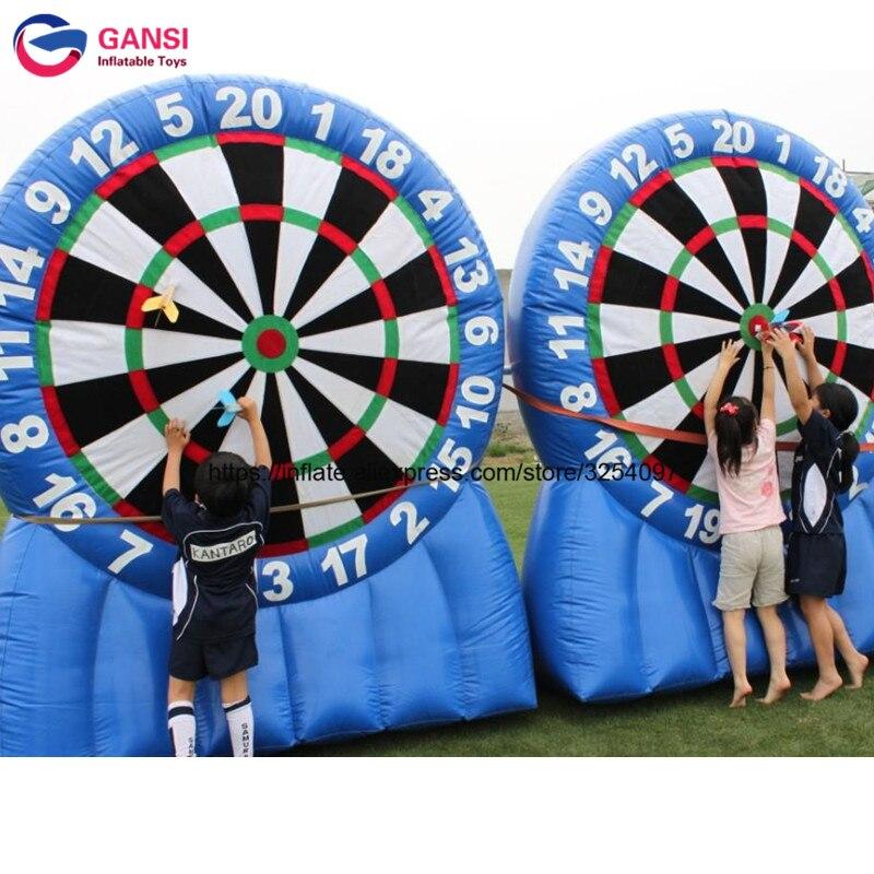 inflatable soccer dart58