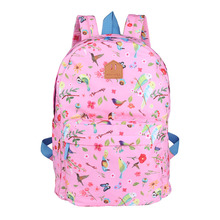 Women Backpacks 2017 Waterproof New Youth Red Blue Large Capacity Schoolbag For Teenage Girls Cute Unique Rucksack For School