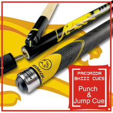 2017 Three Sections BK3 Pool Punch & Jump Cue 13mm Tip Sport Handle 148.5cm Length Made In China