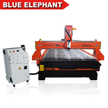 ELE1530 DSP Control CNC Router with HSD Air Cooling Spindle, Vacuum Table 1500*3000 CNC Machine(China)