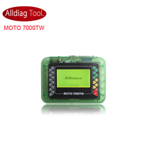 MOTO 7000TW Universal Motorcycle Scan Tool for most motorbike brands