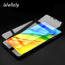 Wellzly 2.5D Screen Protector Xiaomi Redmi Note5 4X 5A PocoPhone F1 9H Tempered Glass Redmi 5 5Plus 4 4A Note4 B77