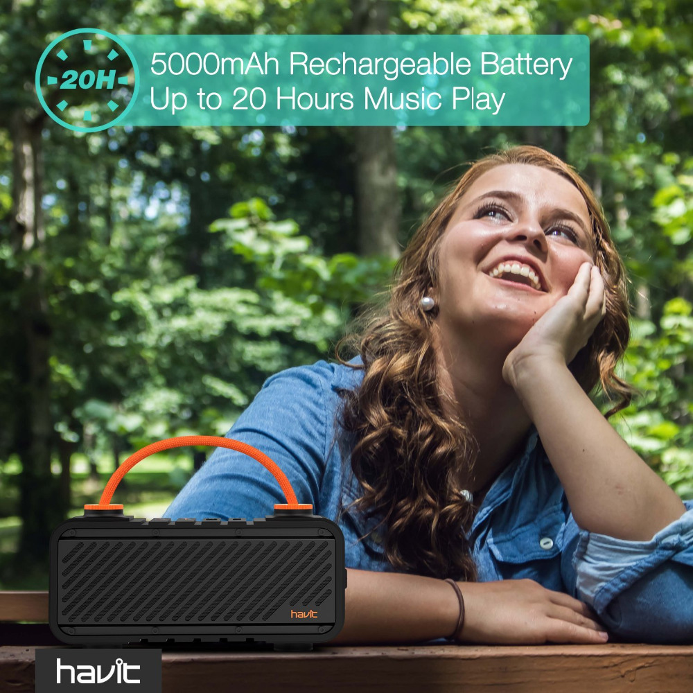 Outdoor Bluetooth Speaker 6