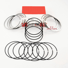 OEM R105 82.5mm High quality Piston Rings Set Fit VW Golf Jetta Passat BEETLE CC AUDI A3 A4 A5 TT 1.8T 2.0T EA888 06J 198 151M/B(China)