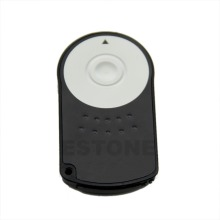 RC-6 IR Remote Control For Canon EOS Rebel 5D Mark II 7D 60D 600D 550D 450D 400D(China)
