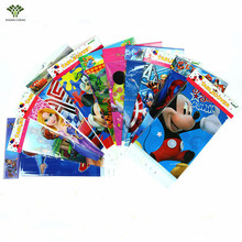 2pcs Disposable Table Cloth Mickey Mouse Patrolling Dog Thomas Pig Table Cloth Kids Happy Birthday Party Supplies(China)